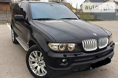 BMW X5 3.0 D 2004