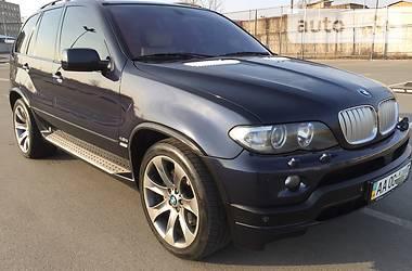 BMW X5 INDIVIDUAL MARITIME 2005