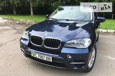 BMW X5 35i x-drive 2013