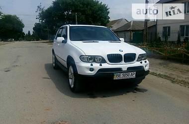 BMW X5 E53 2004