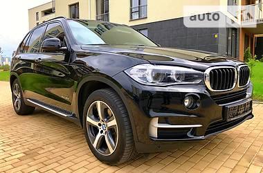 BMW X5 30d X-drive Black 2015