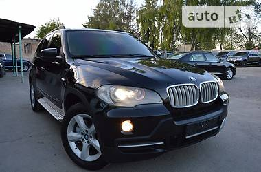 BMW X5 BI-TURBO 286 л.с. 2008