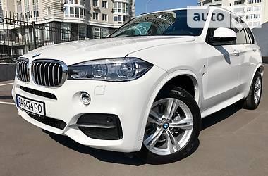 BMW X5  X-drive d ///M 2017