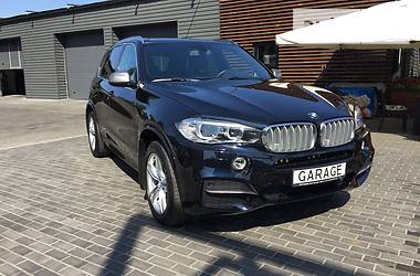 BMW X5 X-DRIVE M-PACKAGE 2016