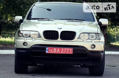 BMW X5 4.4  2002