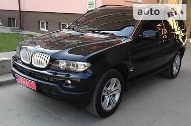 BMW X5 INDIVIDUAL 2006