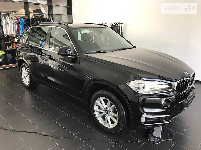 BMW X5 2017 года