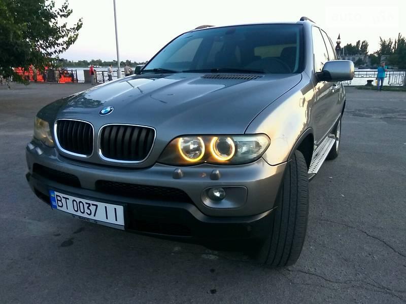 BMW X5 2006 года