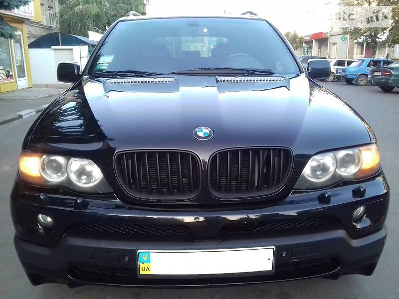 BMW X5 2006 року