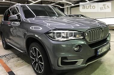 BMW X5 2015 года