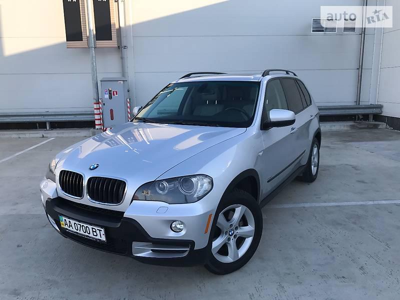 BMW X5 2007 року