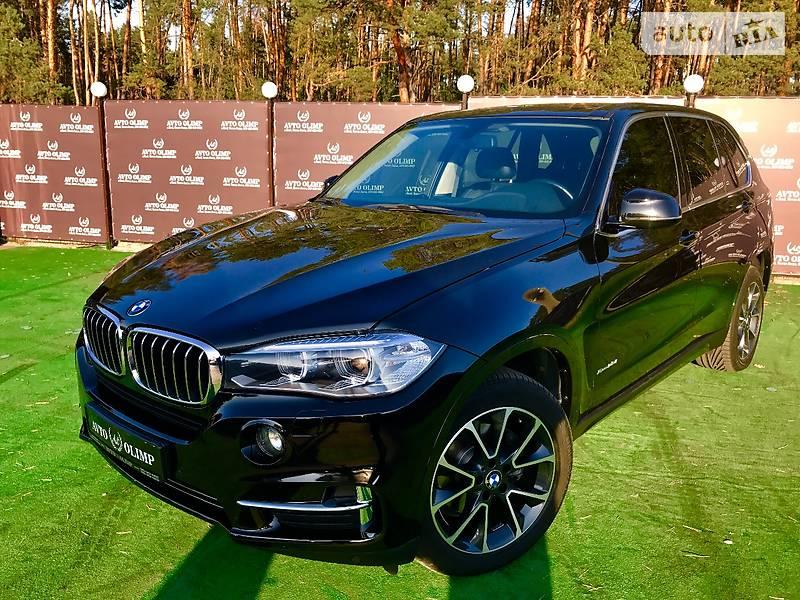 BMW X5 2014 года