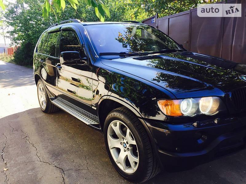 BMW X5 2004 року