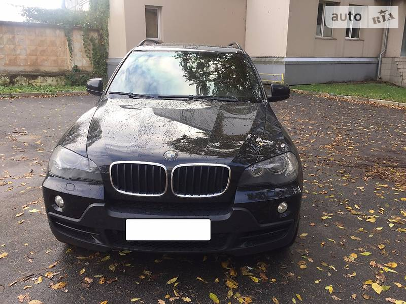 BMW X5 2008 року