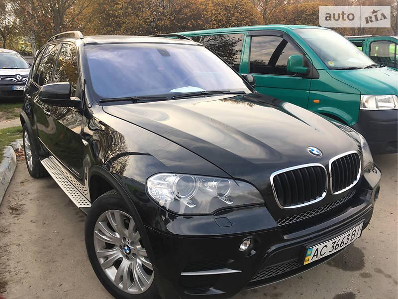 BMW X5 2010 року