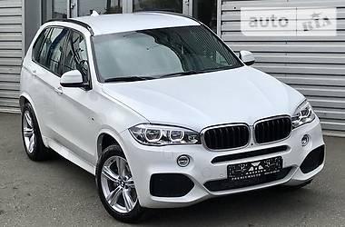 BMW X5 25d M-PACKET 2017