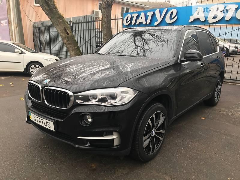 BMW X5 2016 года