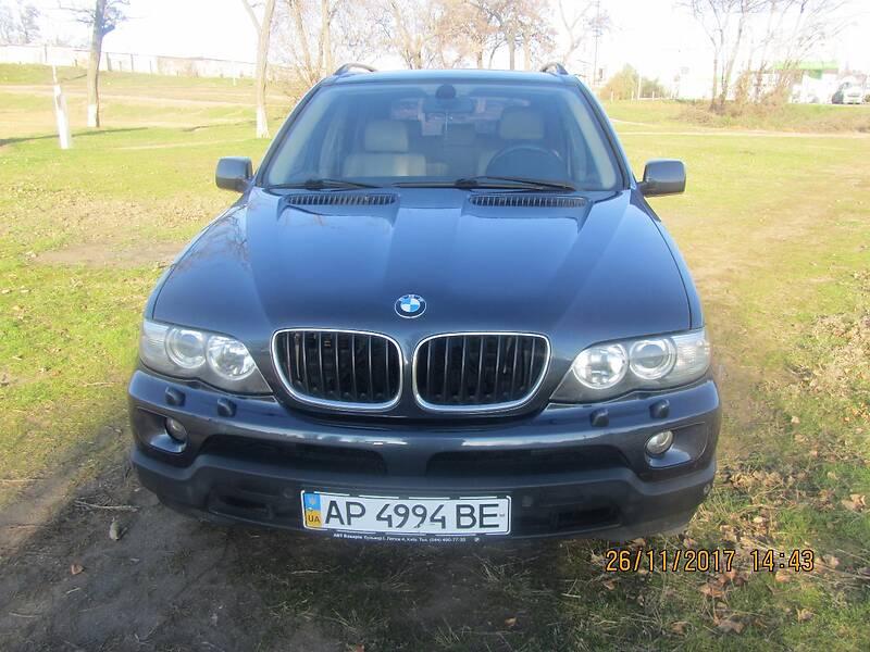 BMW X5 2005 року