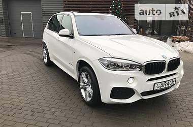 BMW X5 X-DRIVE M-PACKAGE 2014