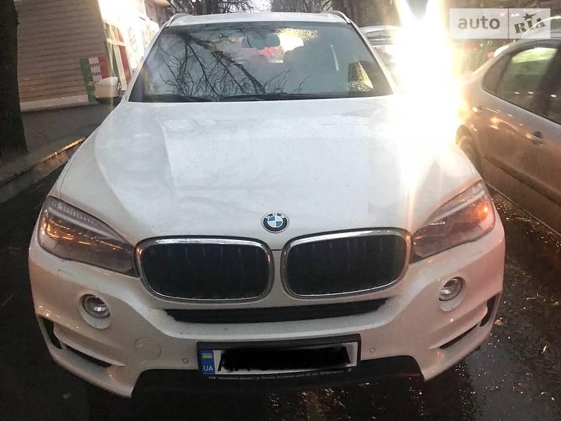 BMW X5 2016 року
