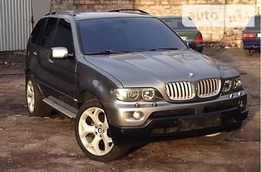 BMW X5 4,4  2004