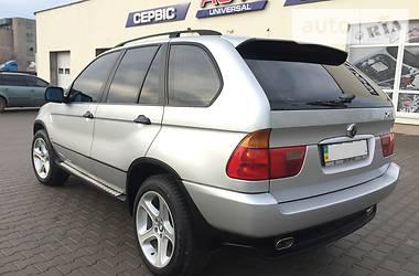 BMW X5 3.Od 2003