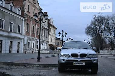 BMW X5 BMW X5. 3.0 d. 200kw 2004