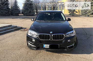 BMW X5 f15 2015