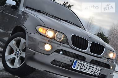 BMW X5 RESTAILING 4x4 IDEAL 2005