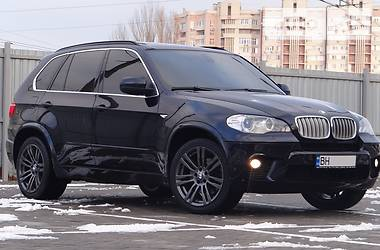 BMW X5 X-Drive 4.0d M-paket 2011
