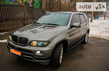 BMW X5 3,0 Xdrive 2004