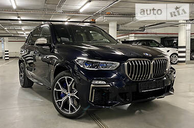BMW X5 50d 2020