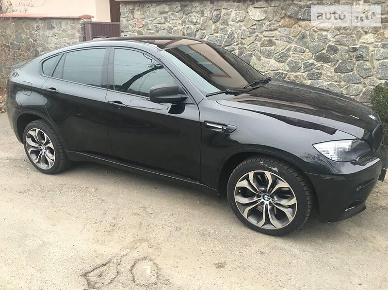 Внедорожник / Кроссовер BMW X6 M