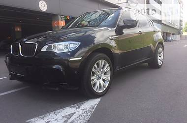 BMW X6 M RESTYLING 2010