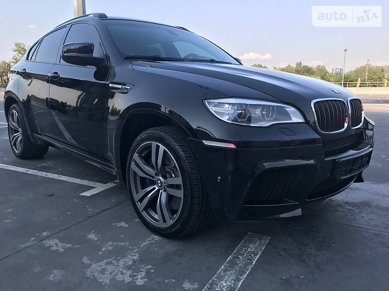 BMW X6 M 2011 года
