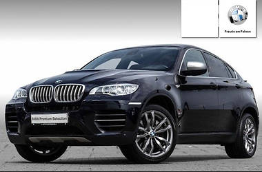 BMW X6 M M50d 2012