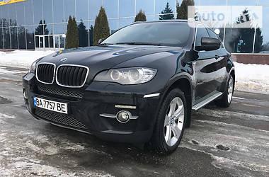 BMW X6 xDrive 35i 2011