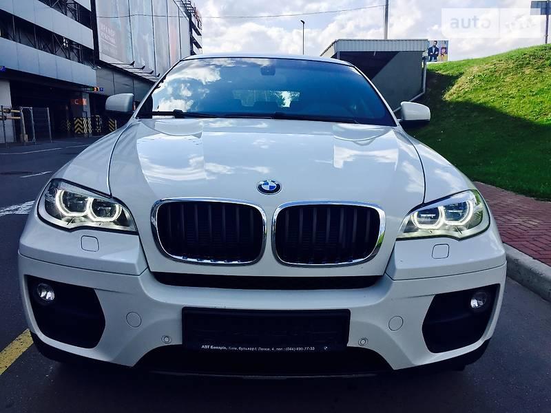 BMW X6 2014 року