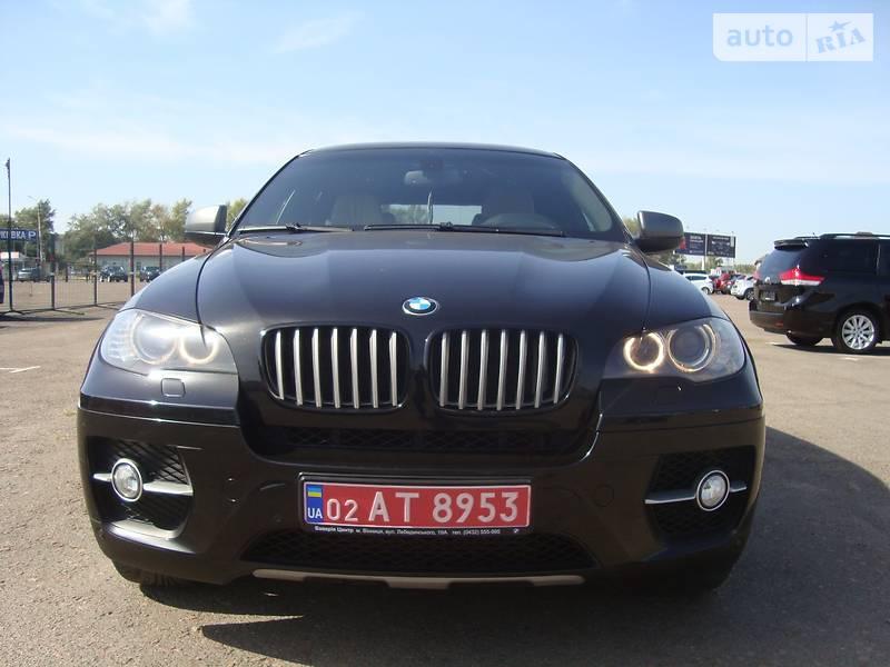 BMW X6 2009 года