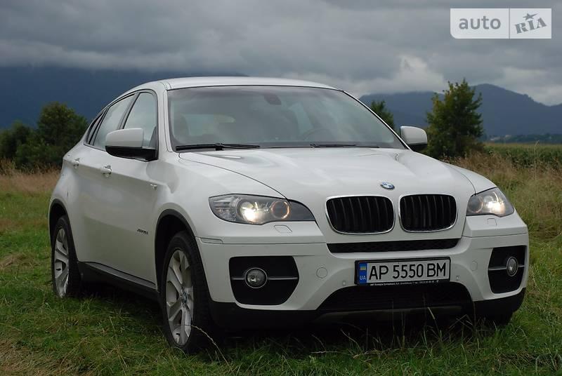 BMW X6 2011 года