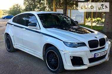 BMW X6 LUMMA 650CLR 2009