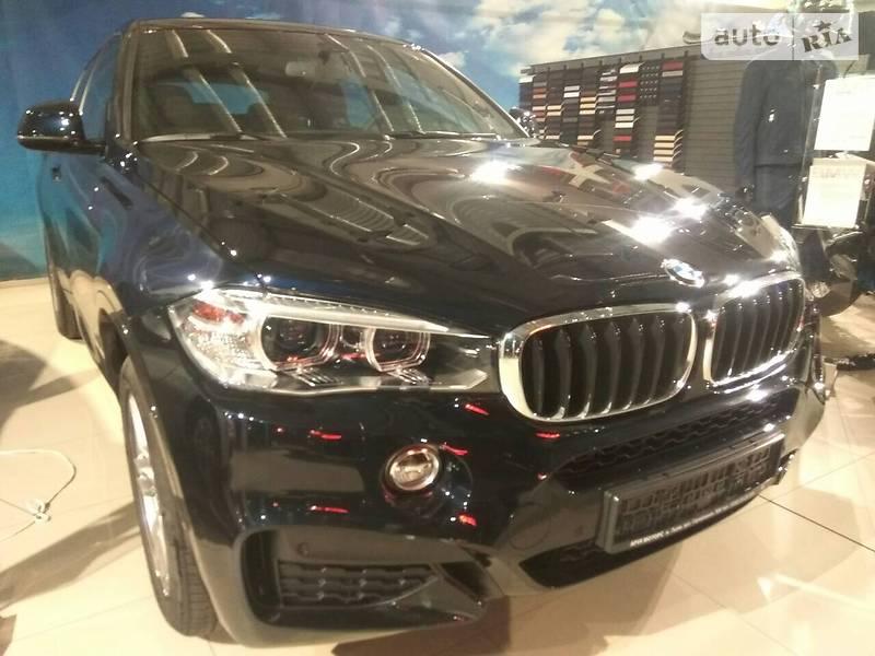 BMW X6 2017 року