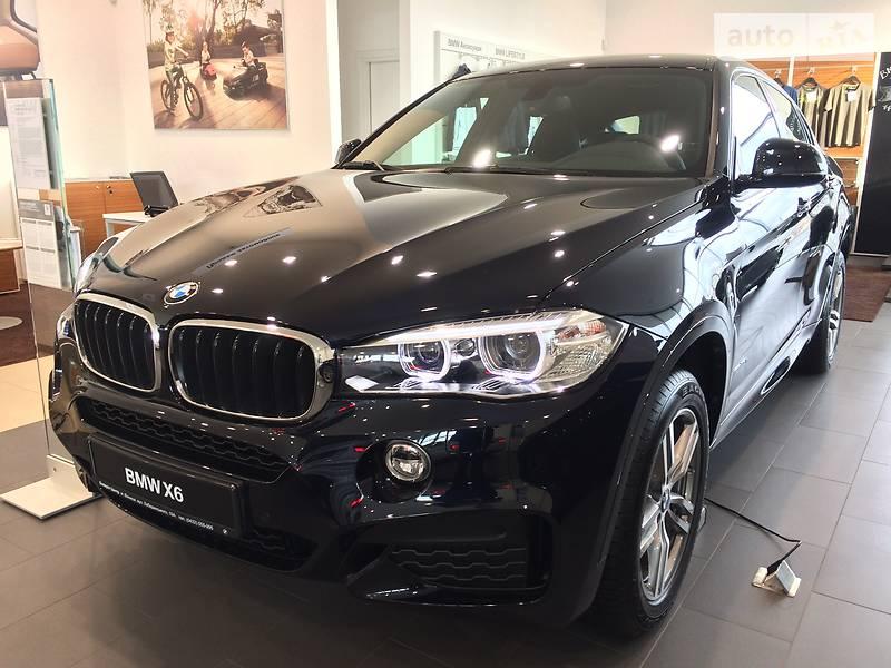 BMW X6 2017 года