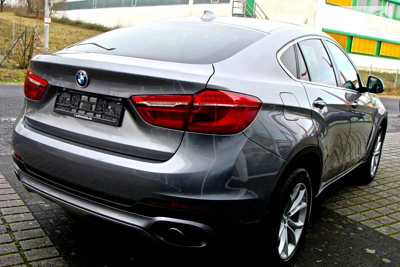 BMW X6 2015 года