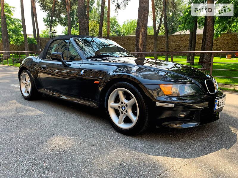 Кабриолет BMW Z3