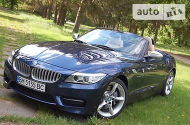 BMW Z4 sDrive35 iS M-Paket 2013