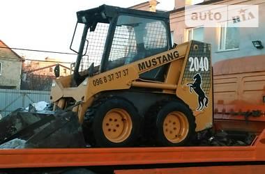 Bobcat 753 MUSTANG 1998