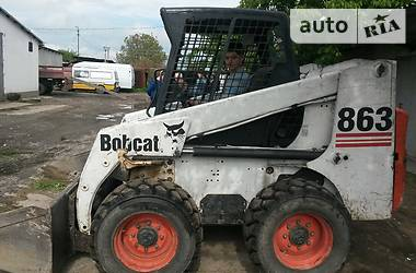 Bobcat 863  2001