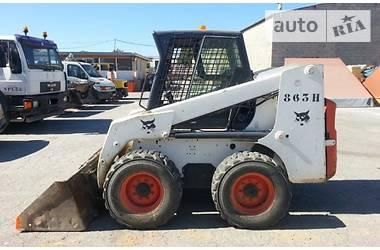 Bobcat 863 H 2002