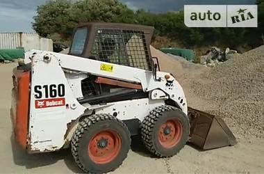 Bobcat S160 HIGH FLOW 2007